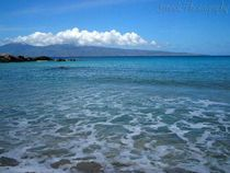 Maui Beach von Jennifer Jenesis Photography