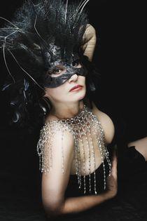 Maske by Olga Bolliger