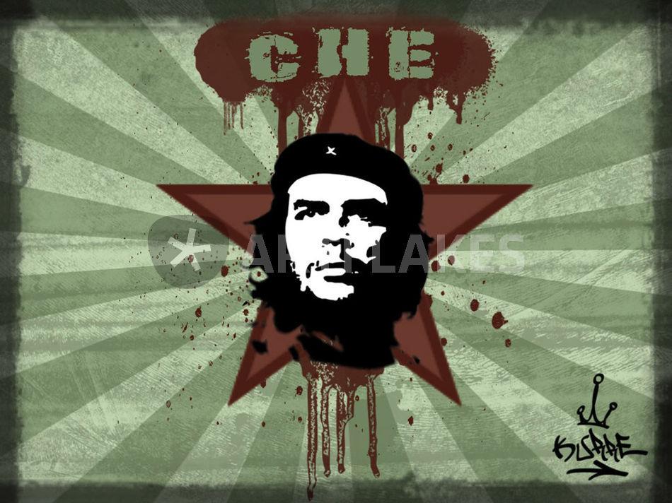 Che Guevara Digital Art Art Prints And Posters By Kushtrim