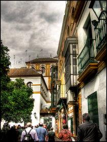 Seville street. von Maks Erlikh