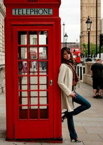 London calling  by Theresa  Cress