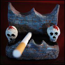 Skulls Of Ashes by Bora SAHINKARA