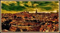 Homage El Grco. Toledo by Maks Erlikh