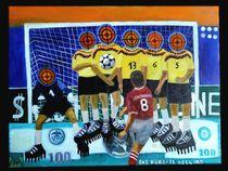 A football dematerialization by Kiril Katsarov