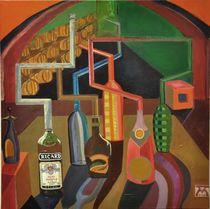 """The dancing bottles"" by Kiril Katsarov"