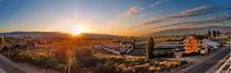 sunrise panorama by Georgi Koncaliev