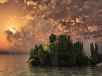 digital landscape by Georgi Koncaliev