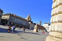 Piazza Castello von Carlo De Simone