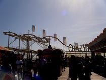 Brighton Pier von Dorottya Sajben