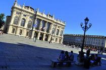 Piazza Castello by Carlo De Simone