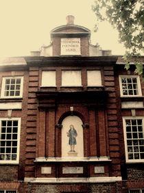 An Old School by Dorottya Sajben
