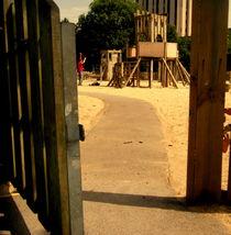 Door to our childhood by Dorottya Sajben