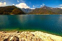 Italien / Italy 06 - Lago di Ledro von Johannes Ehrhardt