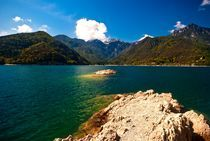 Italien / Italy 05 - Lago di Ledro von Johannes Ehrhardt
