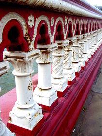 Vauxhall Bridge London by Dorottya Sajben