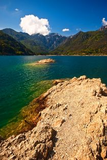 Italien / Italy 10 - Lago di Ledro von Johannes Ehrhardt