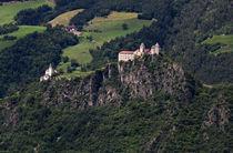 Burg am Gipfel von Wolfgang Dufner