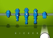 Kicker shoot von kickerposter
