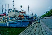 Boats by Hannu Soudunsaari