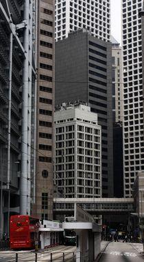 Hong Kong by Elod Istvan Raduly
