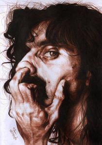 Frank Zappa by Hagop Der Hagopian