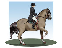 Dressage by William Rossin