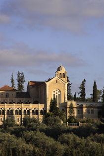 Israel, the Trappist Monastery in Latrun  von Hanan Isachar