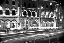 Rossio Train Station by Pedro Celestino