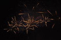 Edinburgh Festival Fireworks #11 by Jolanta Pawlicka
