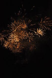Edinburgh Festival Fireworks #3 by Jolanta Pawlicka