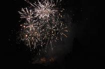 Edinburgh Festival Fireworks #2 by Jolanta Pawlicka