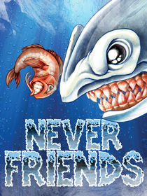 Never Friends von Panagiotis Giannakis
