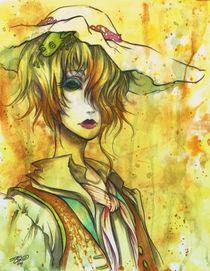 Sunflower by Iris Chen