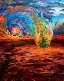 Burn by Justin Christenbery