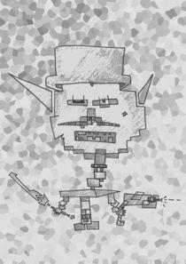 pixel gangsta  von michael  arnott