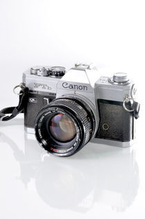 canon FTB, analog camera von septian sukarno