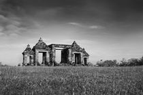 Ratu Boko Temple by septian sukarno