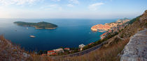 Dubrovnik and Lokrum by Ivan Coric