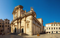 Dubrovnik's cathedral von Ivan Coric
