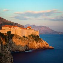 Walls of Dubrovnik by Ivan Coric
