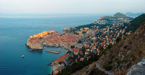 First light on Dubrovnik by Ivan Coric