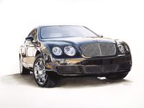 Bentley Continental GT 2005 'Flying Spur' von Felicia Weston