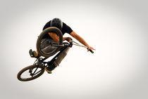 BMX Rider von fx-pedron