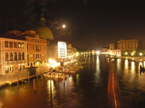 Venice by night von Lorenzo Parma