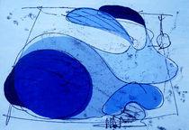 Blue Bunny von Federica Di Maria