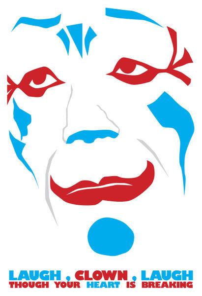 Laugh-clown-laugh
