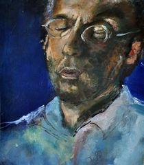 Eric - Portrait Study von Leanie Mentz
