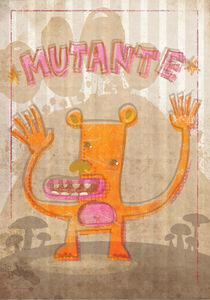 Mutante by Eulalia Mejia