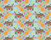 Kitties-pattern