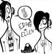 edgar and ellen by almostthere